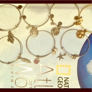 Alex & Ani bracelets! All opened and never worn!
